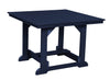 "Wildridge Patriot Blue 44""x44"" Table"