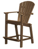 "Wildridge Tudor Brown 30"" High Dining Chair"