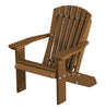 Wildridge Tudor Brown Heritage Child's Adirondack Chair
