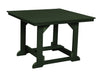 "Wildridge Turf Green 44""x44"" Table"