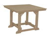 "Wildridge Weathered Wood 44""x44"" Table"