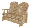 Wildridge Weathered Wood Heritage Two Seat Glider