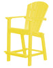 "Wildridge Yellow 30"" High Dining Chair"