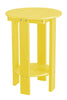 Wildridge Yellow Heritage Balcony Table