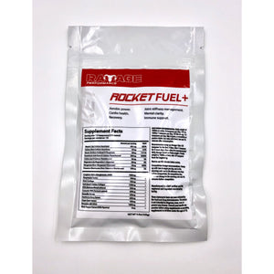 Rocket Fuel + 4.4oz, The ultimate human performance supplement, 15 to 22 day supply. Game changer for all ages!