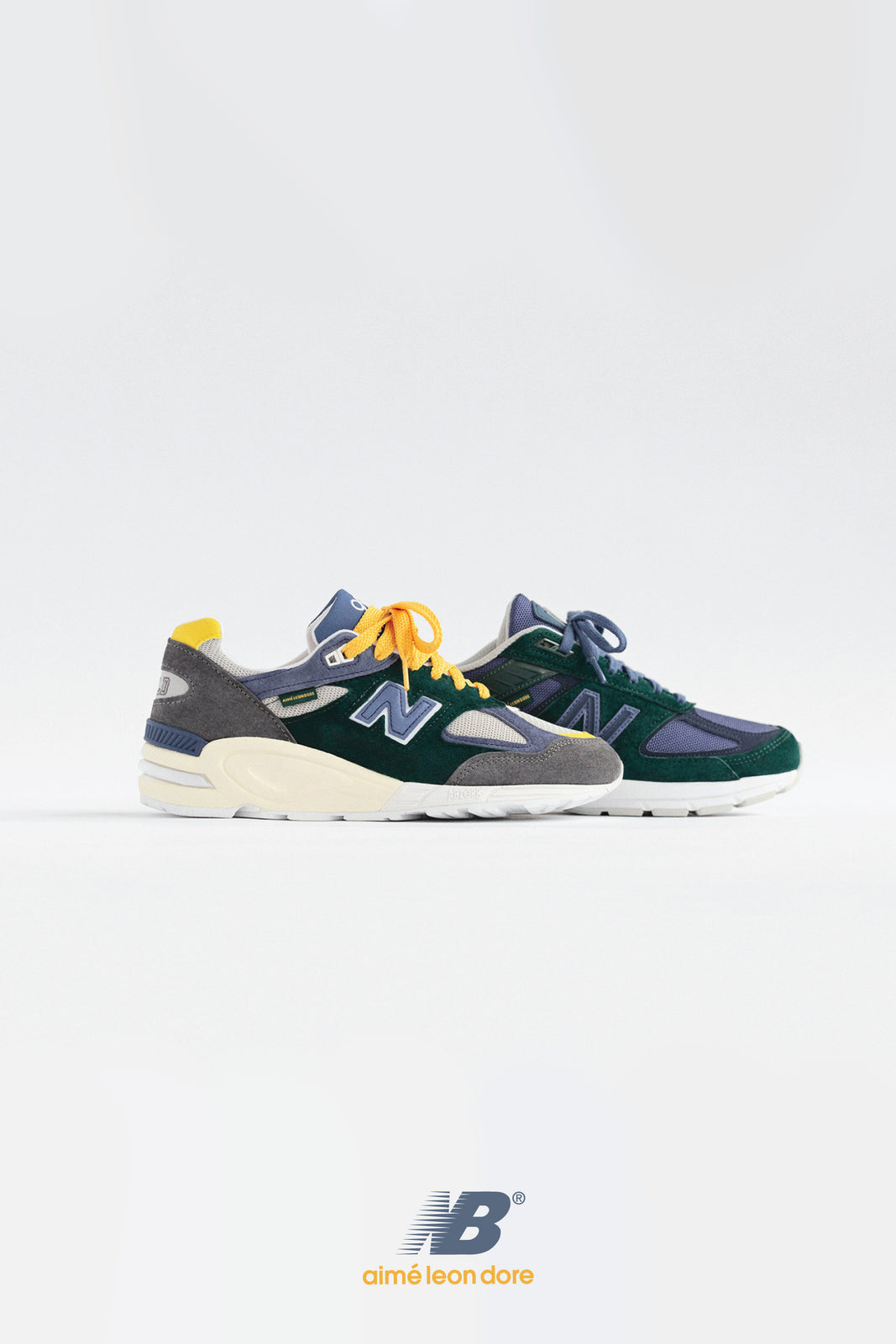 Aimé Leon Dore / New Balance 990 Capsule Collection