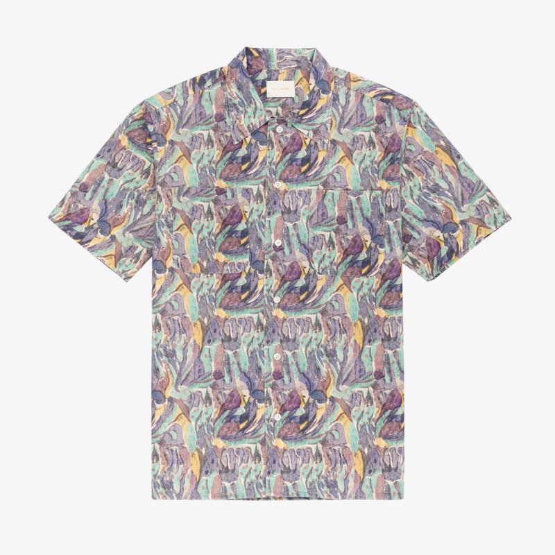 Watercolor Shirt