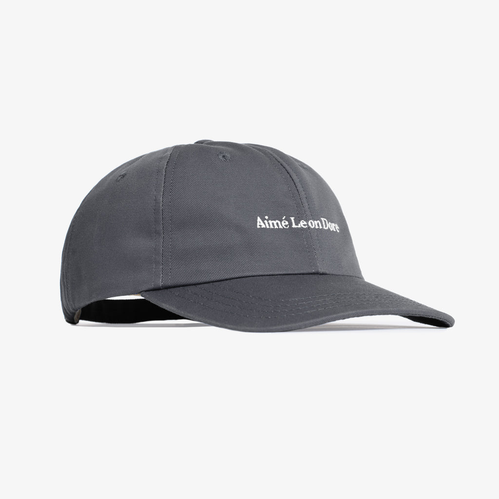 ALD LOGO HAT - GREY - Accessories Aimé Leon Dore