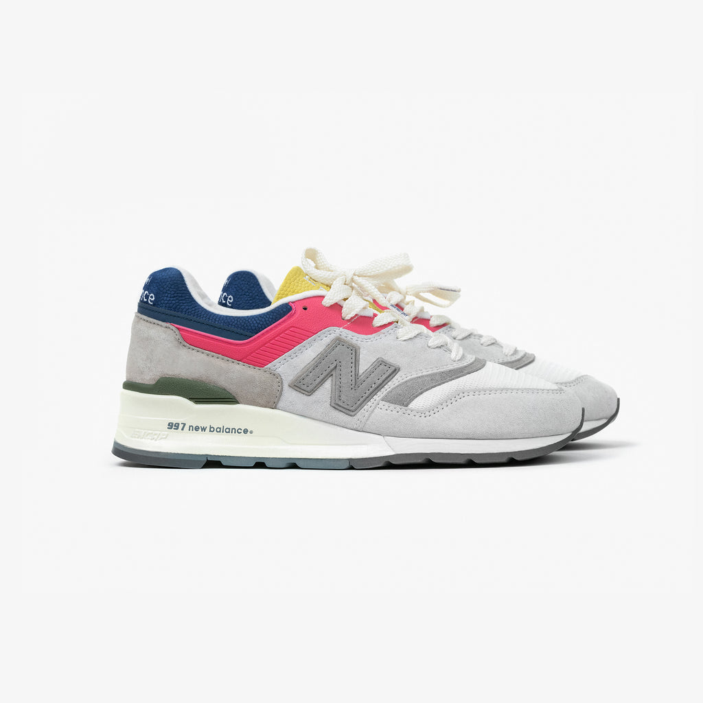 ALD/NEW BALANCE 997 - CANARY YELLOW - Shoes Aimé Leon Dore