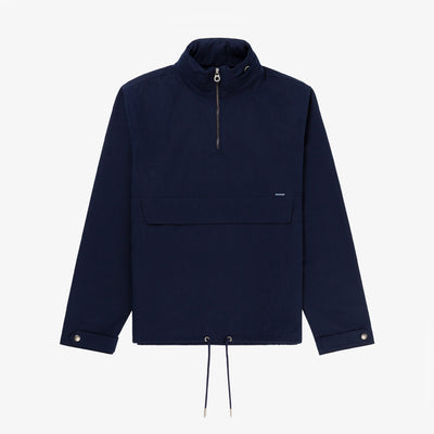 COTTON POPLIN ANORAK
