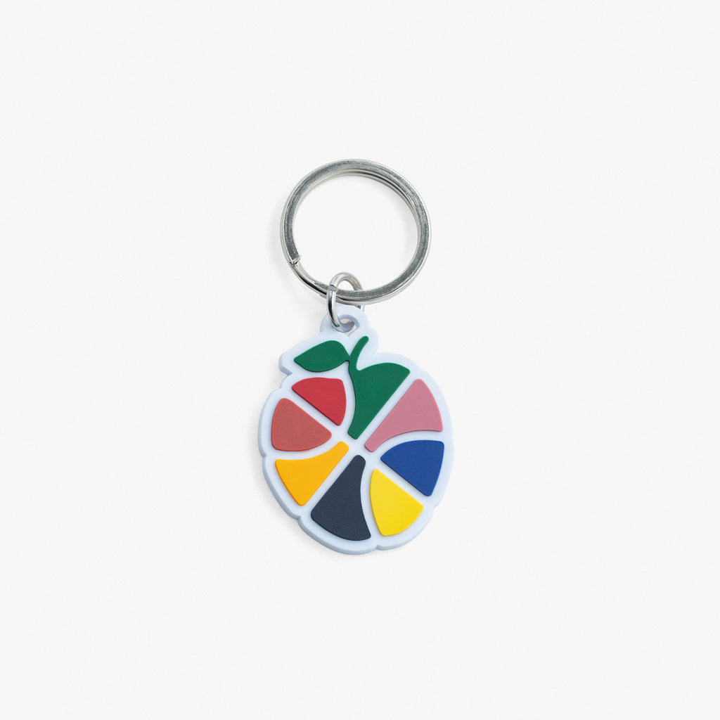 SONNY APPLE KEYCHAIN