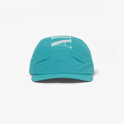 NYLON SPORTS CAP - TEAL