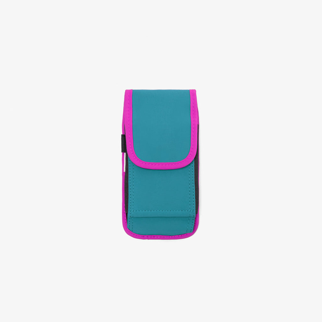 ALD PHONE SLEEVE - TEAL - Soft Goods Aimé Leon Dore