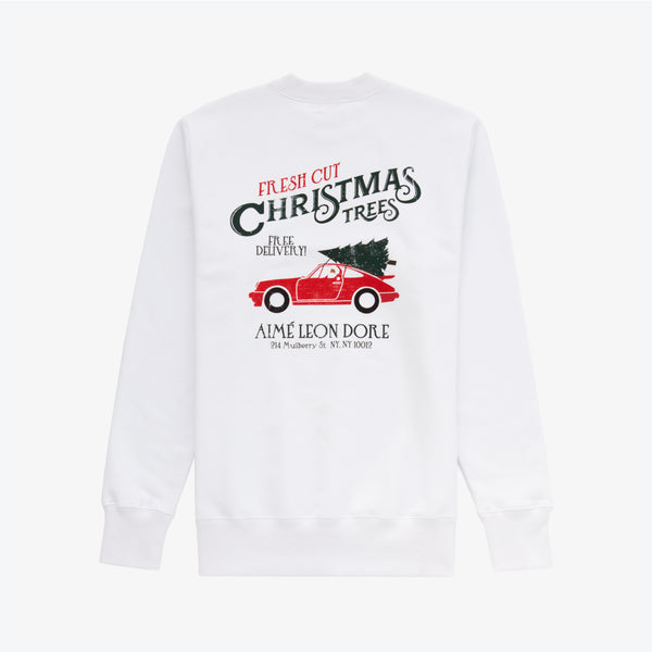 Holiday Graphic Crewneck