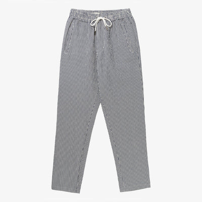 SEERSUCKER LEISURE PANTS