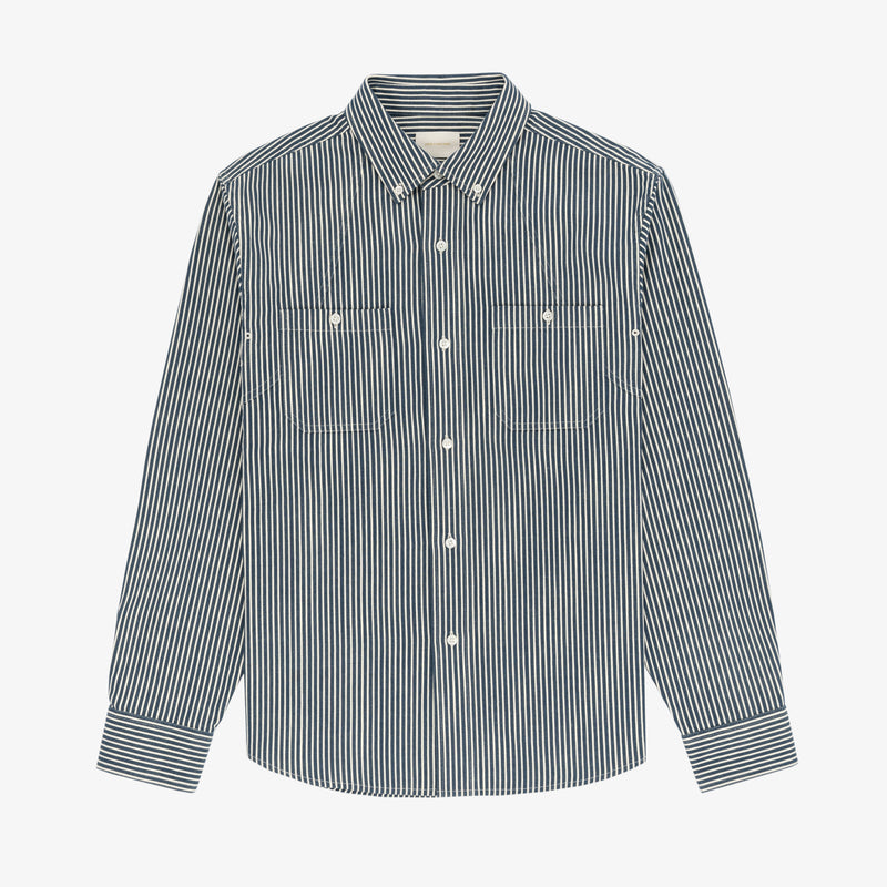 Striped Workman Shirt