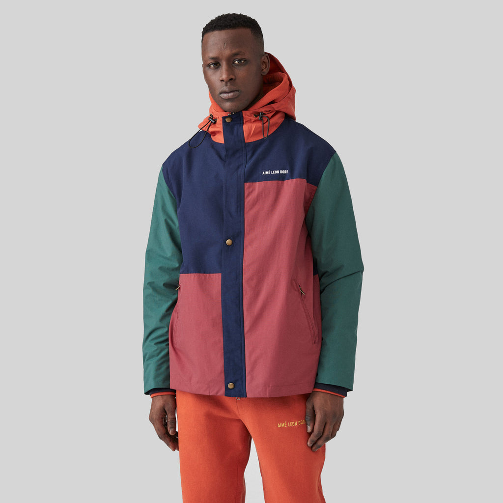 ... COLOR BLOCKED PARKA - Outerwear Aimé Leon Dore ... c0be8fc012df