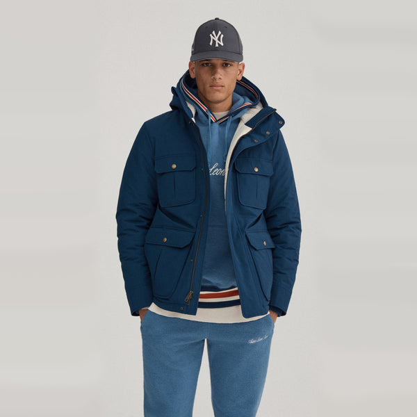 MOUNTAIN JACKET - NAVY