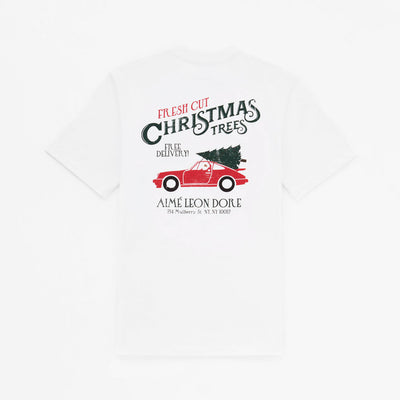 SS Holiday Graphic Tee