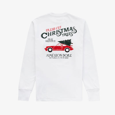 LS Holiday Graphic Tee
