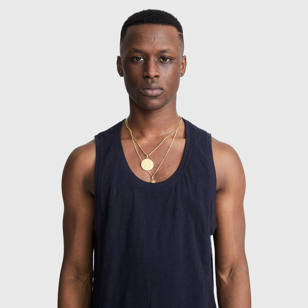 LOOSE SLUB TANK TOP