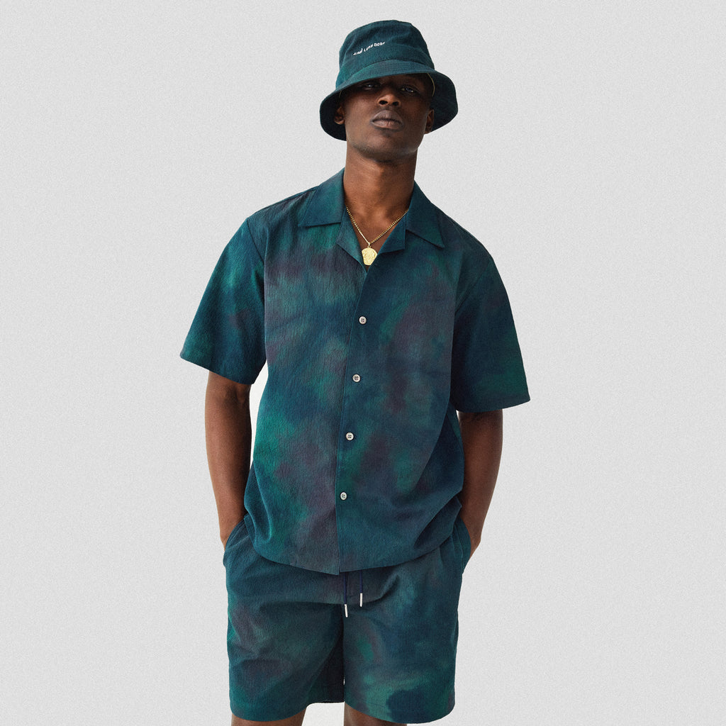 ... ALD LEISURE BUCKET HAT - GREEN - Accessories Aimé Leon Dore ... a3e201e2d05