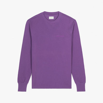 LS LOGO TEE - PURPLE TAPE