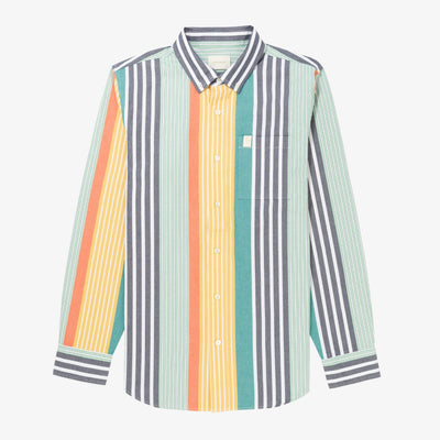 STRIPED OXFORD