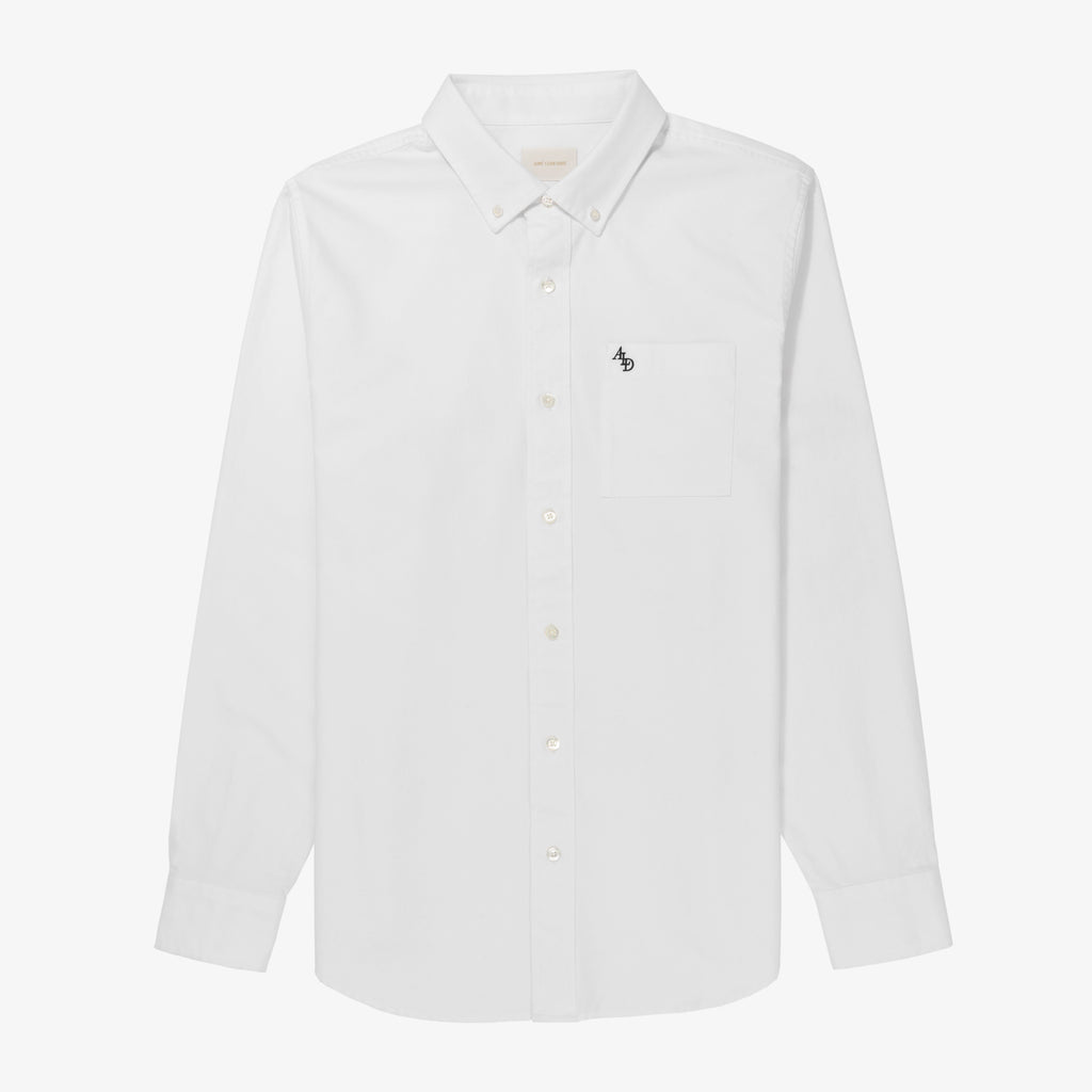 MONOGRAM OXFORD SHIRT