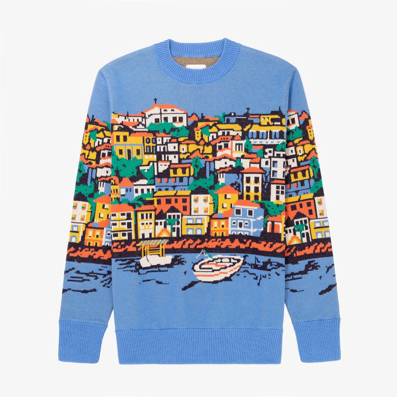Molyvos Knit Sweater