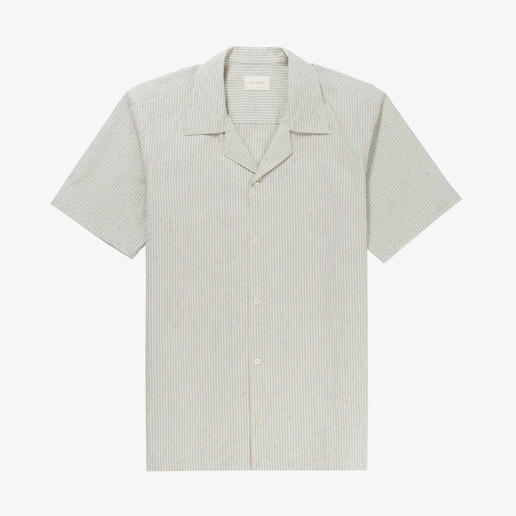 COTTON POPLIN LEISURE SHIRT
