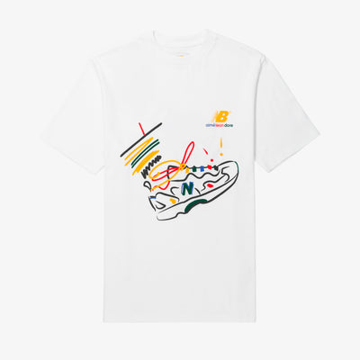 ALD / New Balance 827 Graphic Tee