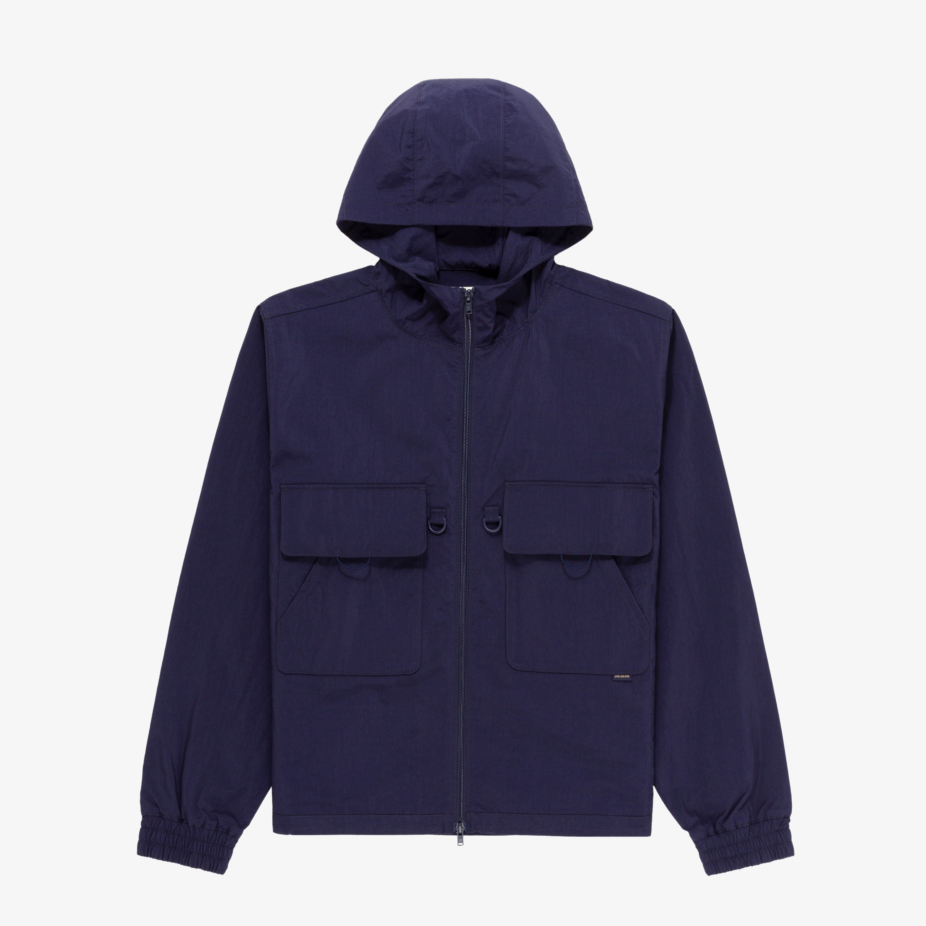 Hooded Wading Jacket
