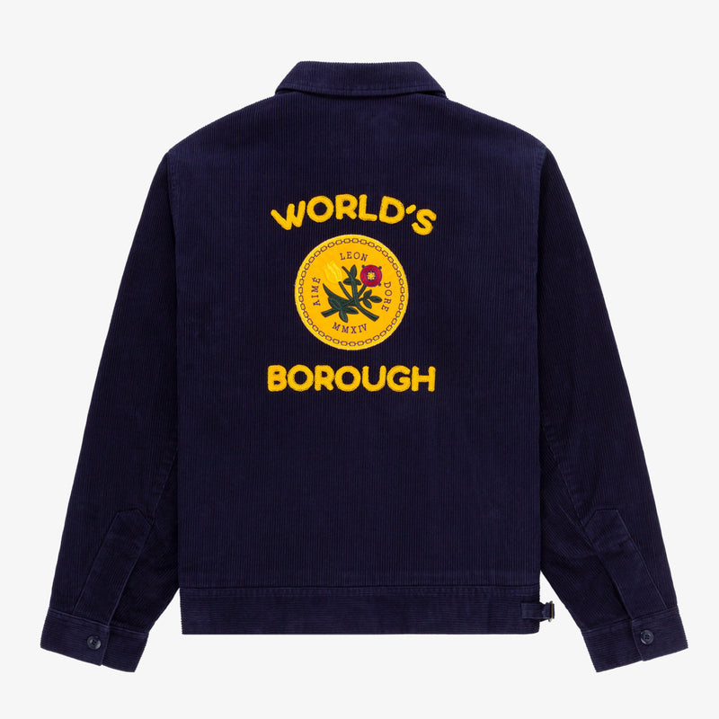 World's Borough Teamster Jacket