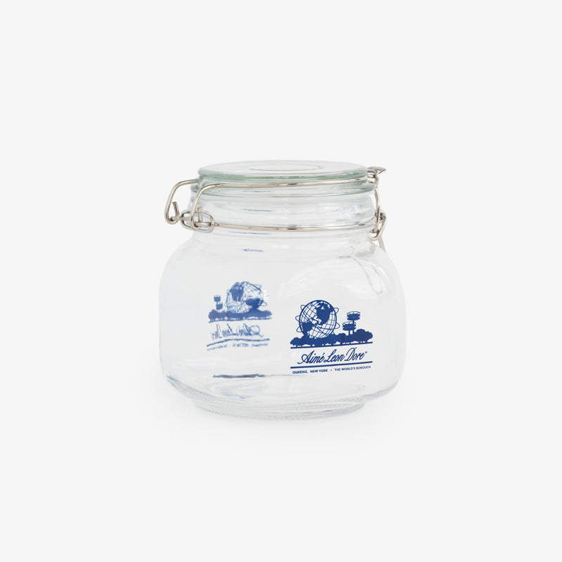 26oz Unisphere Jar