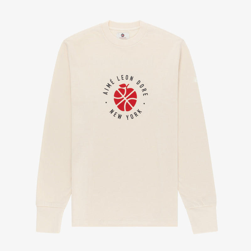 ALD / New Balance Long-sleeve Graphic Tee