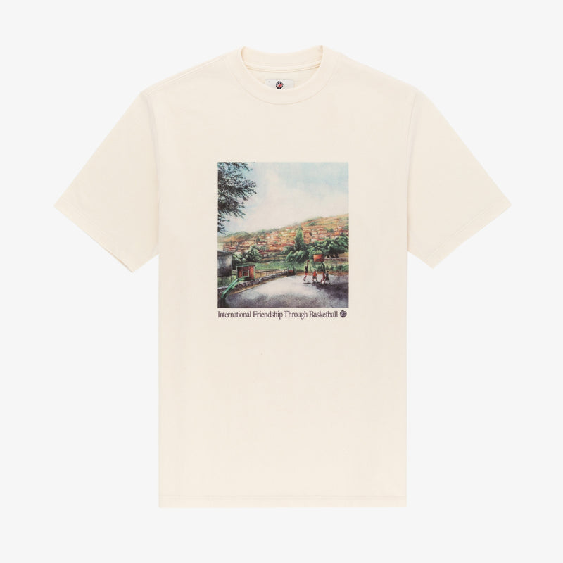 ALD / New Balance IFTB Watercolor Graphic Tee