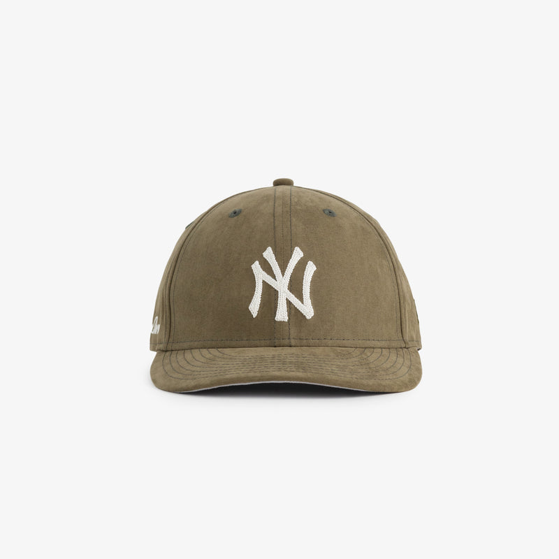 ALD / New Era Brushed Nylon Yankees Hat