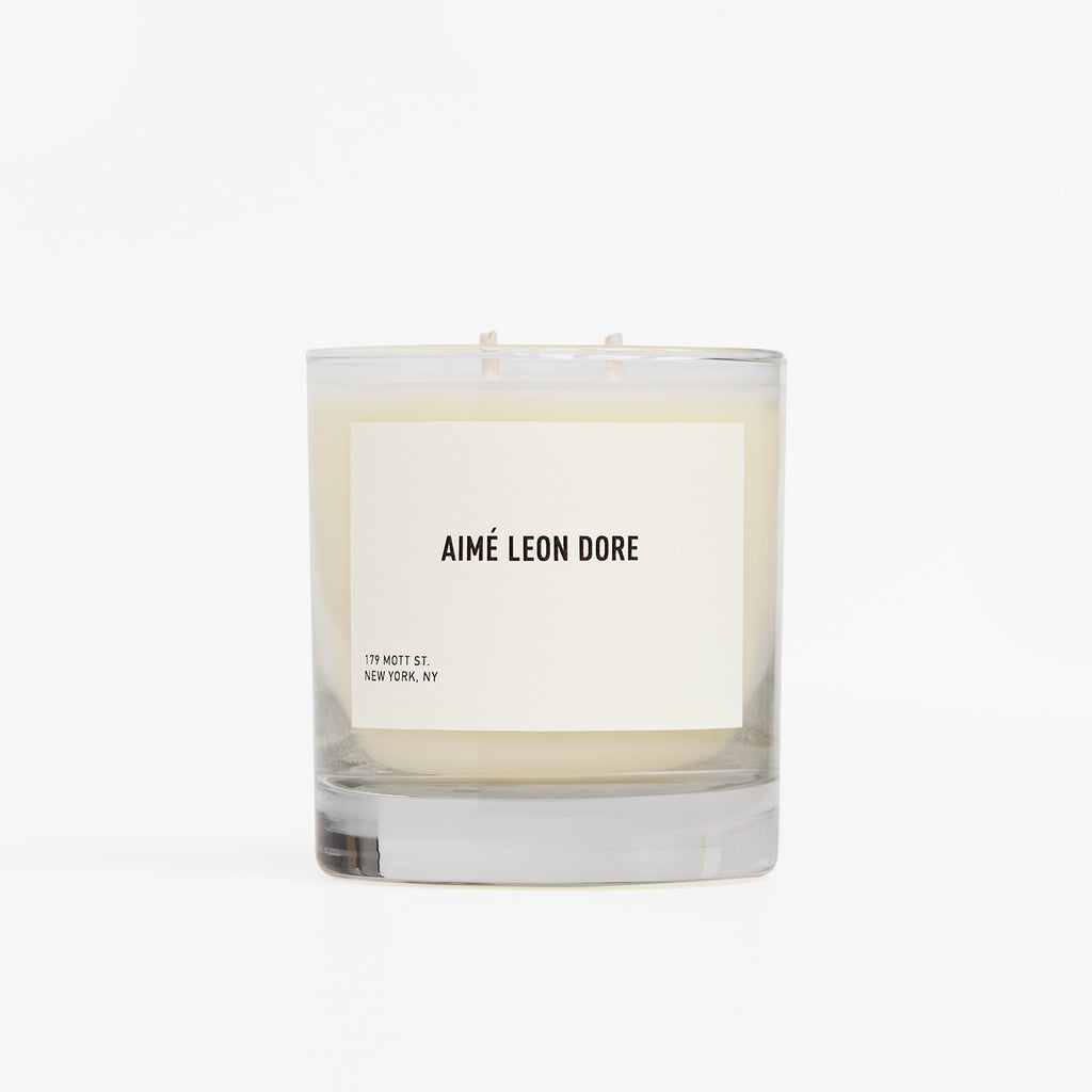 ALD CANDLE - WHITE - Accessories Aimé Leon Dore