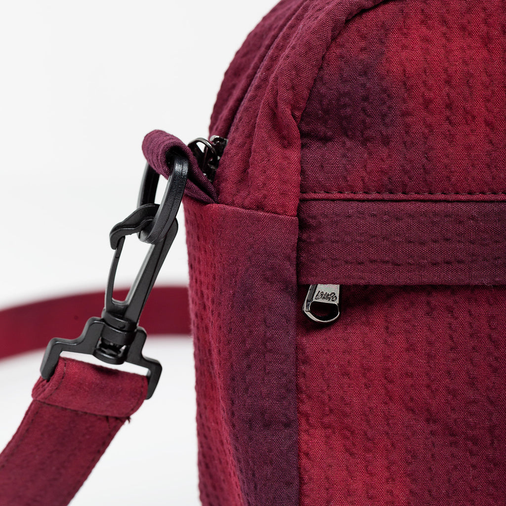 LEISURE SHOULDER BAG - MAROON - Accessories Aimé Leon Dore