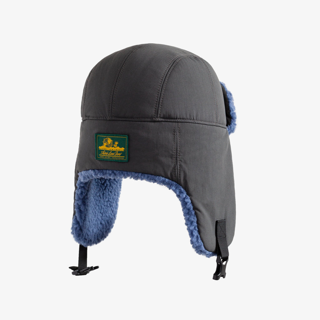 FLEECE LINED TRAPPER HAT - Hats Aimé Leon Dore