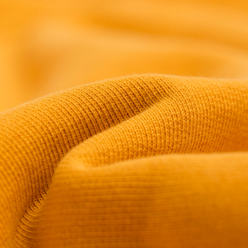 POCKET CREWNECK-YELLOW - Sweatshirt Aimé Leon Dore