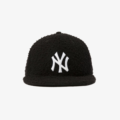 59FIFTY YANKEE CAP- BLACK