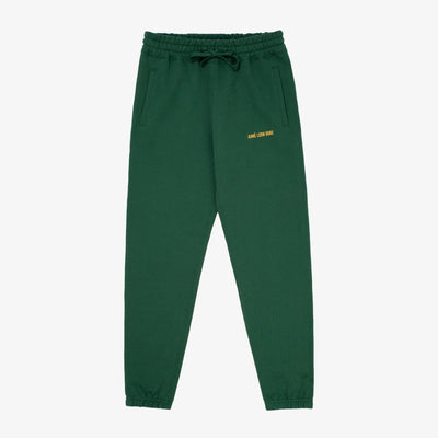 LOGO SWEAT PANT-GREEN - Sweatpants Aimé Leon Dore
