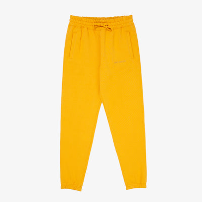 LOGO SWEAT PANT-YELLOW - Sweatpants Aimé Leon Dore