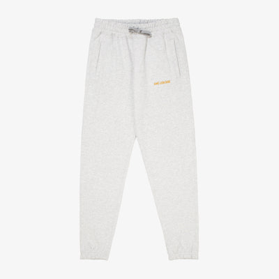 LOGO SWEAT PANT-GREY - Sweatpants Aimé Leon Dore
