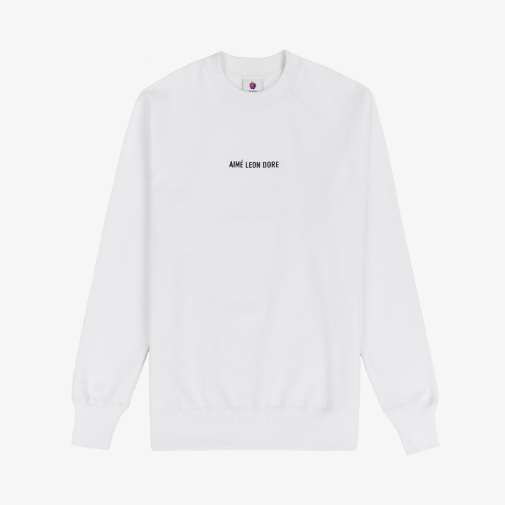 Crewneck Sweatshirt - White