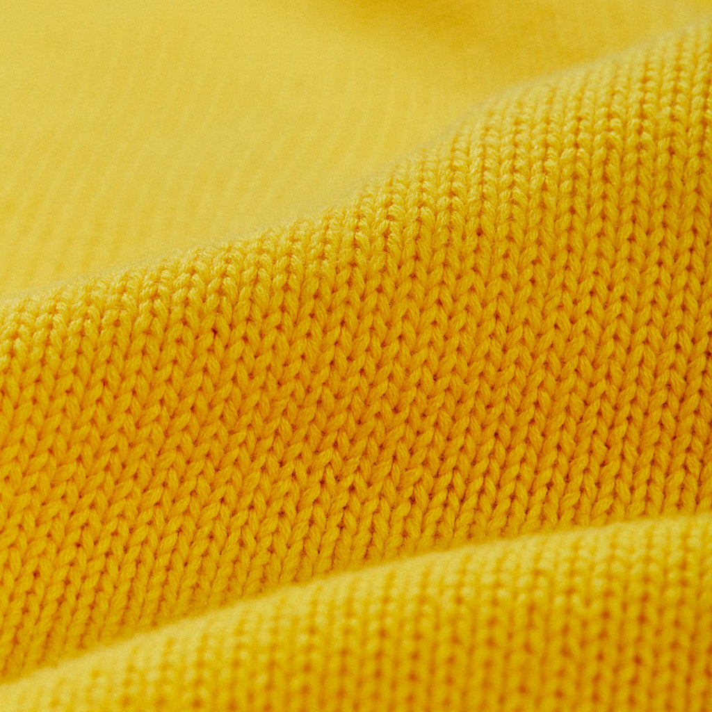 CARDIGAN SWEATER - YELLOW - Sweaters Aimé Leon Dore