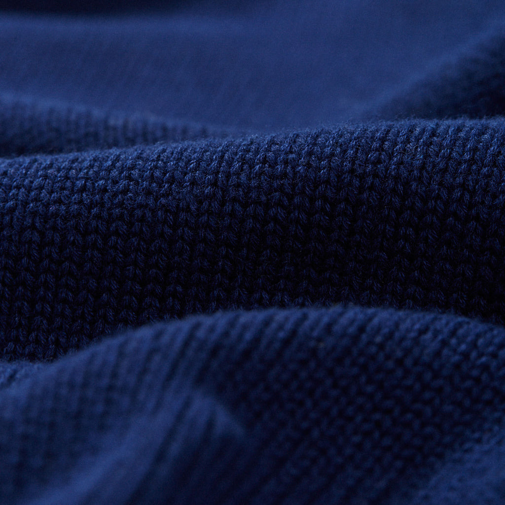 CARDIGAN SWEATER - NAVY - Sweaters Aimé Leon Dore