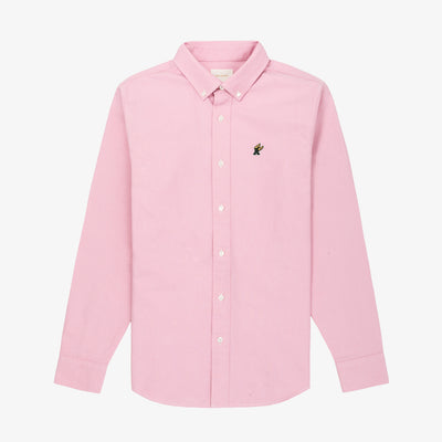 A-WING OXFORD - PINK - Woven Shirts Aimé Leon Dore